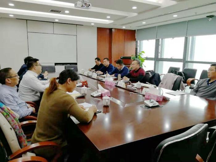 啪啪视频投控總經理劉士筠帶隊赴重慶考察交流